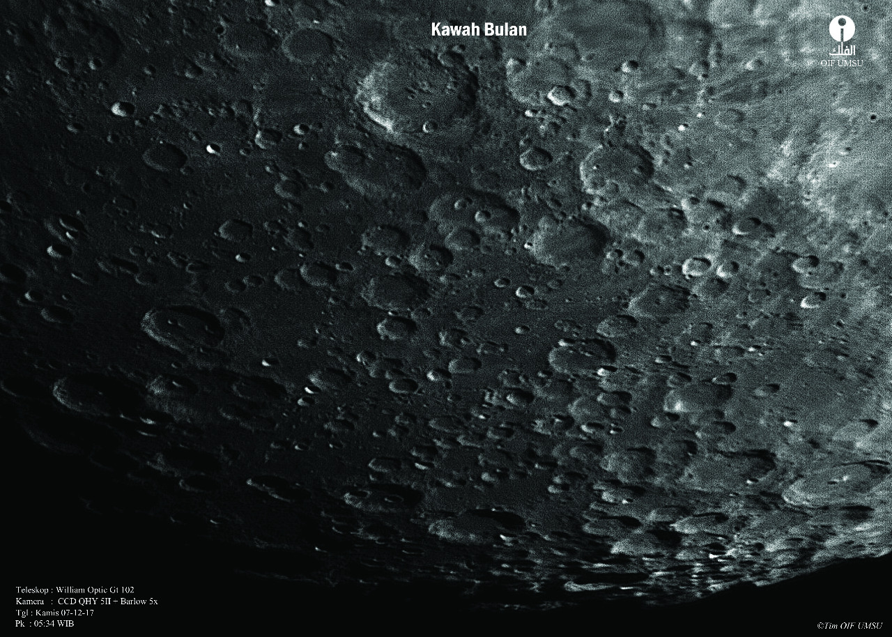 Bulan Sebagai Penentu Waktu   OIF UMSU